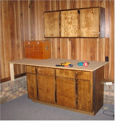 furniture for kitchen show us your workbenches at the radio attic s archives 11819