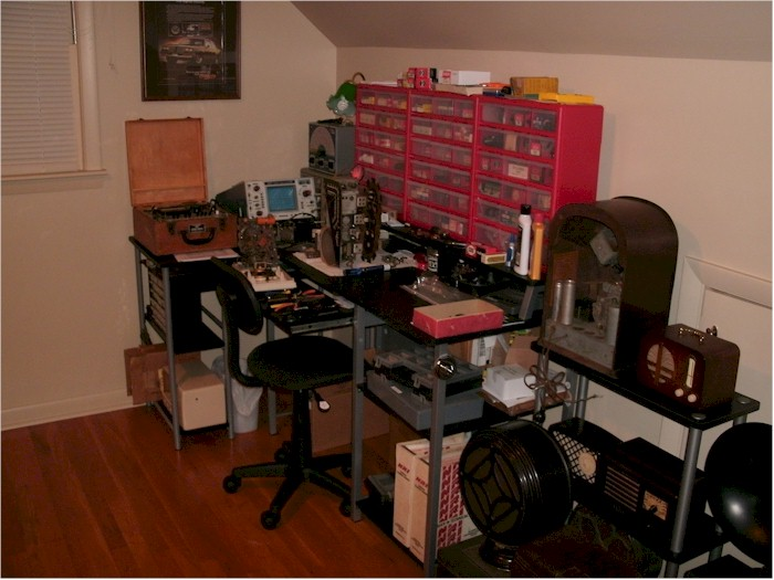 Phenomenal Show Us Your Workbenches At The Radio Attics Archives Now Forskolin Free Trial Chair Design Images Forskolin Free Trialorg