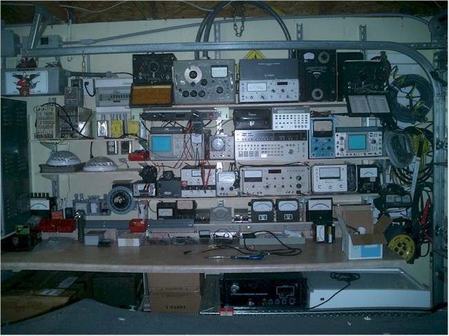 Show Us Your Workbenches At The Radio Attic S Archives