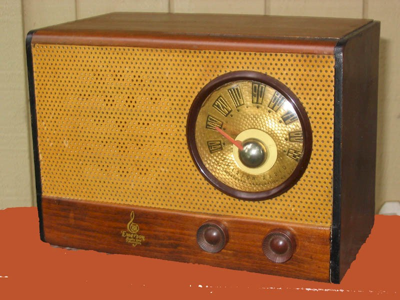 Emerson radio serial numbers