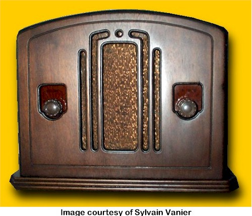 Radio Attic's Archives - Philco 357