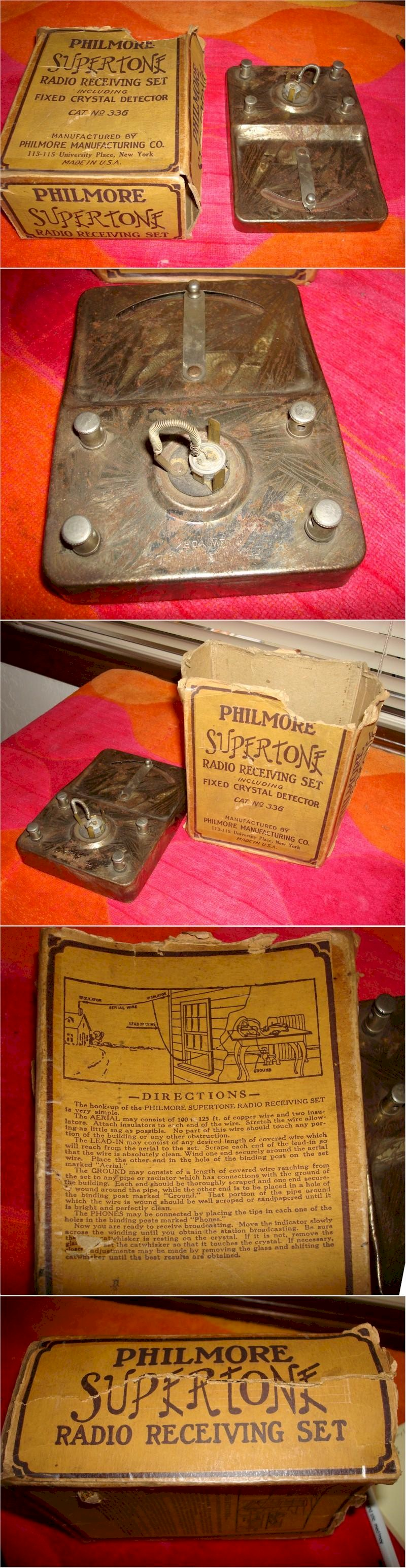 Philmore Supertone