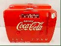 Point of Purchase Displays 5A510A Coca-Cola Cooler