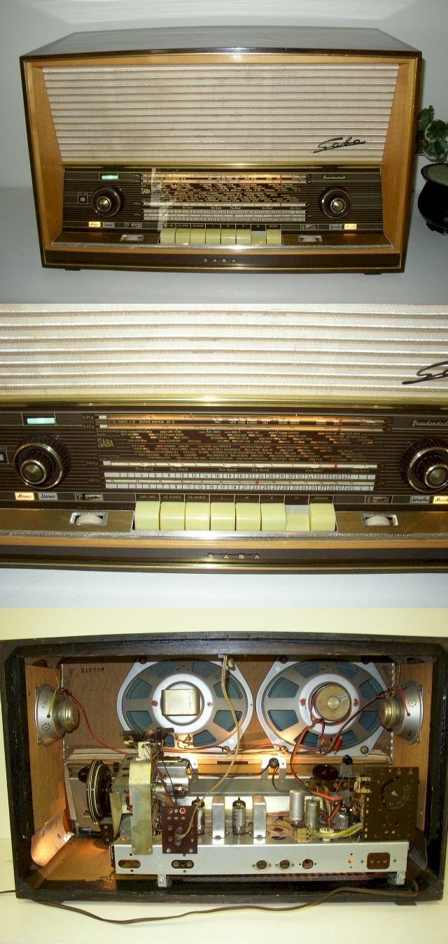 Radio Attic S Archives Saba Freudenstadt 100 1959